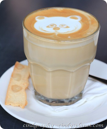 Acme Bar Latte