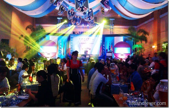 Oktoberfest Sofitel Press Launch