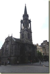 Old Church on Royal Mile (Small)