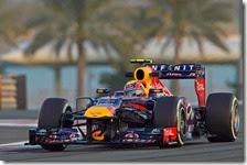 Webber conquista la pole del gran premio di Abu Dhabi 2103