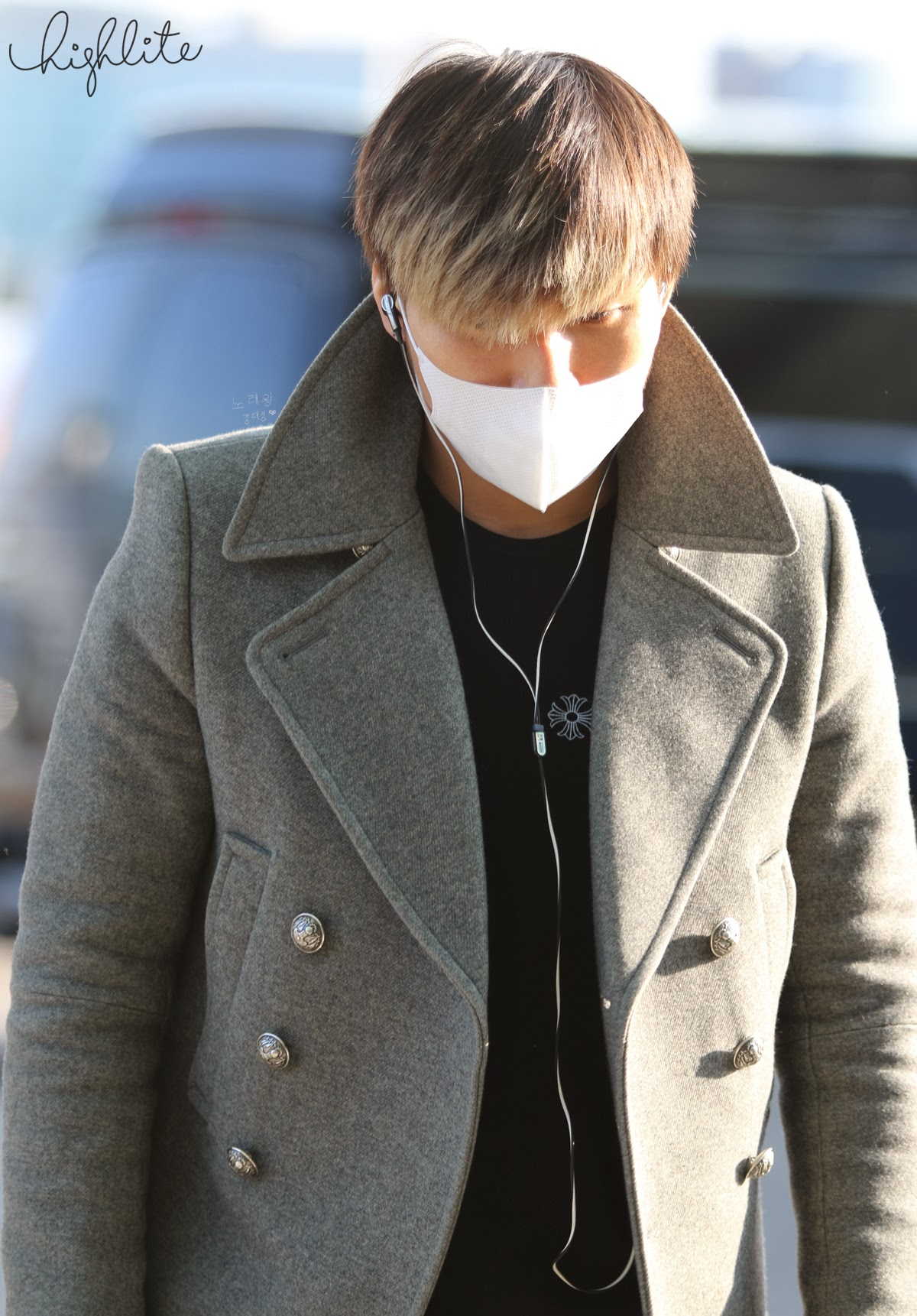 Big Bang - Incheon Airport - 13dec2013 - Dae Sung - Fan - High Lite - 06.jpg