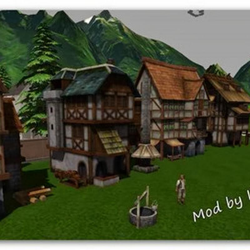Farming simulator 2013 - Building Pack v 1.0