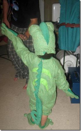 disfraz de camaleon (2)