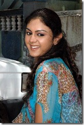 Kamna Jethmalani nice smile