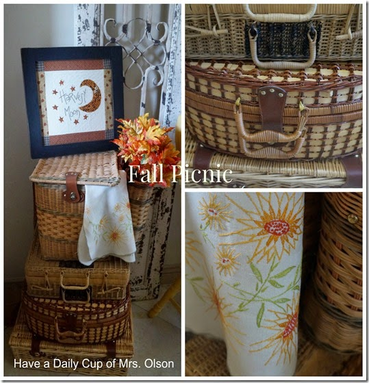 Picnic Hamper Collection