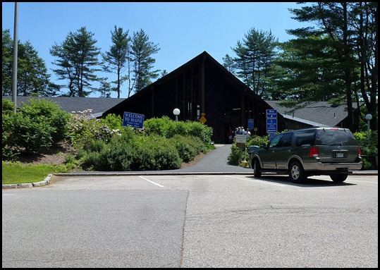 9 - Maine Welcome Center