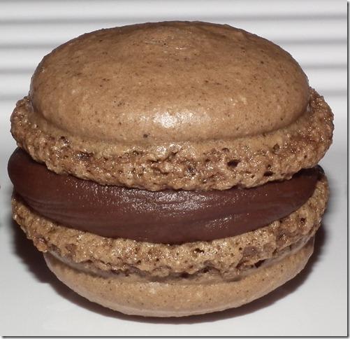 Cocoa Macarons 7-6-11