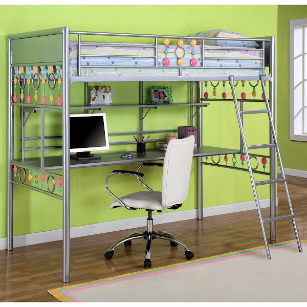 Bunk Beds With Desk 193 Bunk Beds With Desk