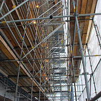 Kennedy Memorial Hospital Stratford, NJ Enclosure scaffold.jpg