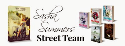 Sasha Summers Street Team FB Cover III