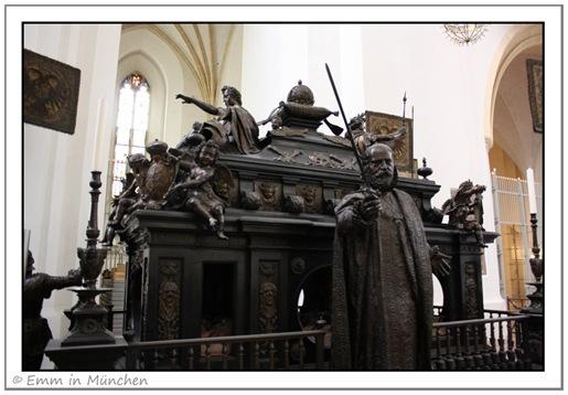 Das Wittelsbacher Kenotaph Frauenkirche