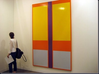 Gary Hume ,Jim (Little) ,1991, Matthew Marks, 2007