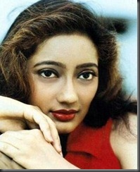 old actress kanaka closeup pic
