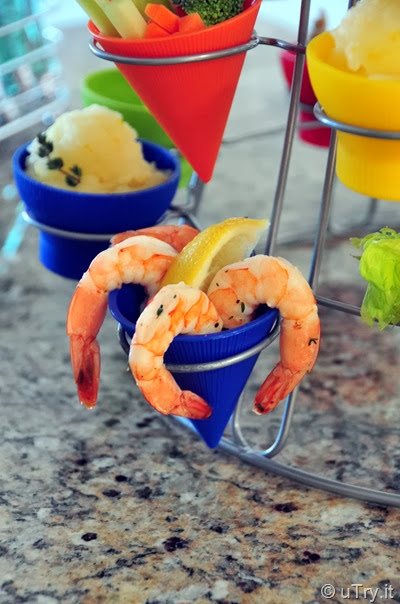 Roasted Shrimp Cocktail–Easy Entertaining Recipe and a Giveaway