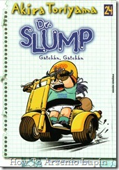 P00024 - Dr. Slump #24