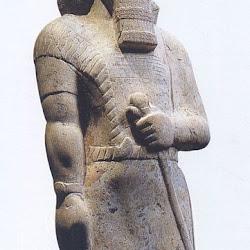 43 - Estatua de Assurnasirpal  II