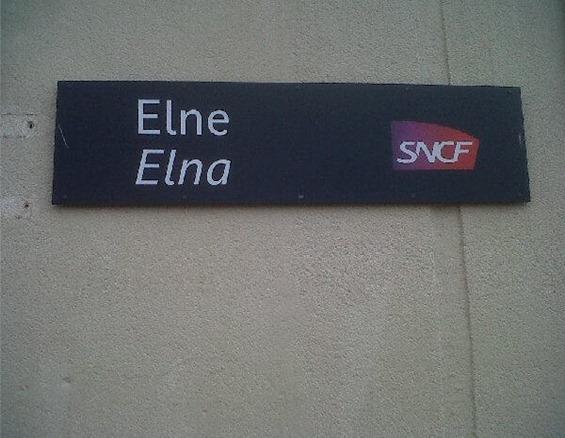 Signaletica Elna
