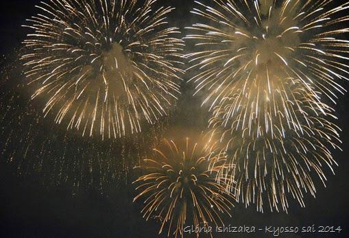 Glória Ishizaka - PL 2014 - Kyosso sai - fogos 4 a
