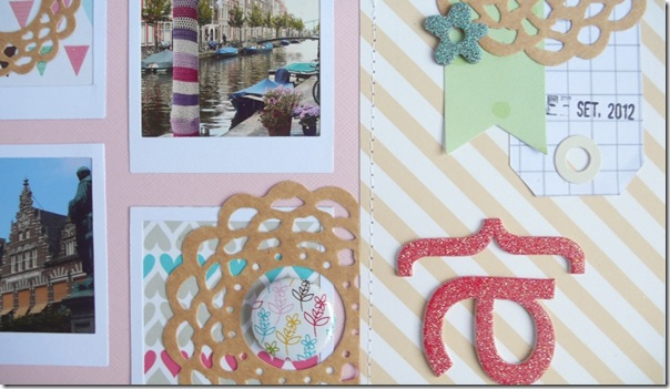 Anna Drai - big shot - scrapbooking - Travel Holland (2)