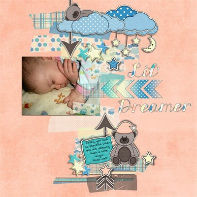 Katie Creates - Little Dreamer - Lil Dreamer