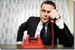 Irritating phone calls