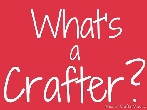 What's a Crafter