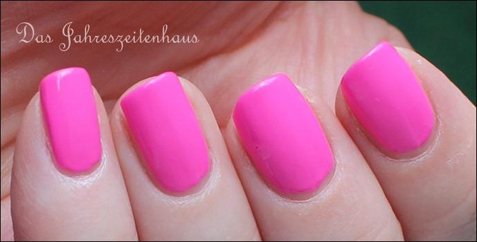 Pink Flormar NEON N008 7