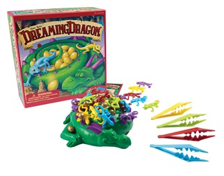 Simply Fun Dreaming Dragon