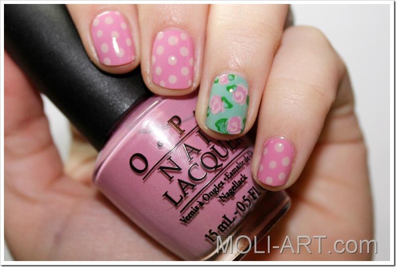 vintage-roses-nail-art