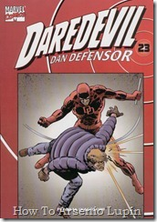 P00023 - Daredevil - Coleccionable #23 (de 25)