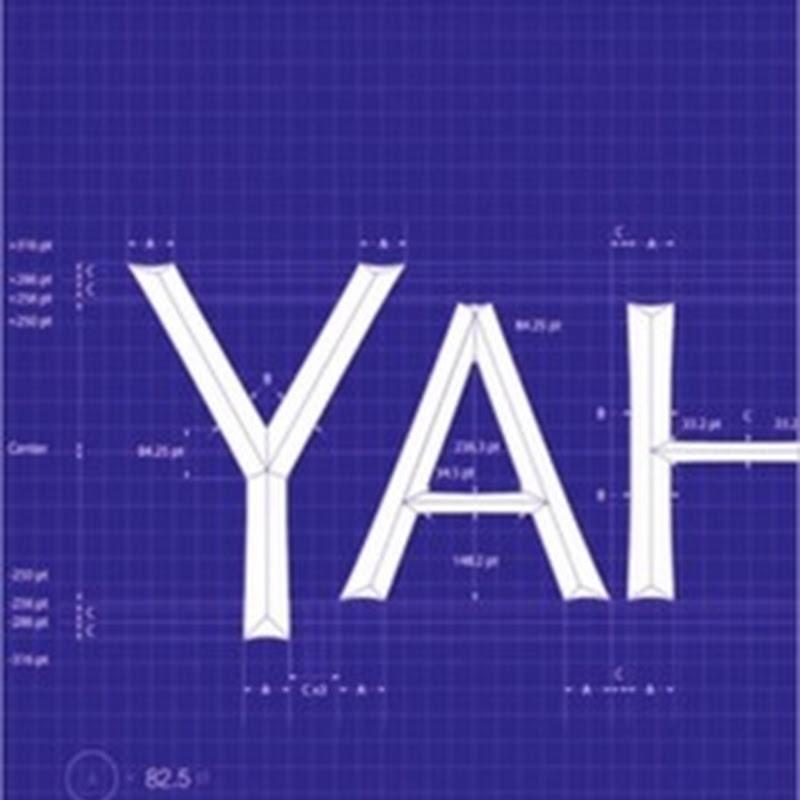 El fracaso del nuevo logo de Yahoo!