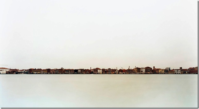 Sze Tsung Leong_Canale de lla Giudecca I, Venezia, 2007