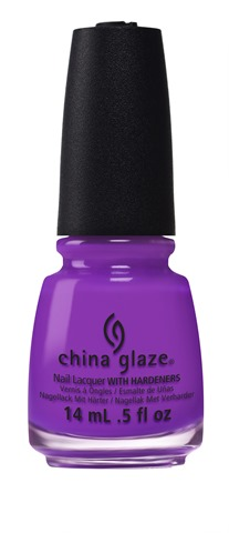 China Glaze Violet-Vibes