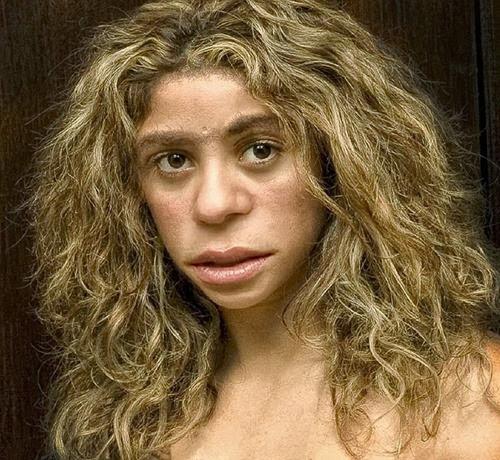 Neanderthal Shakira