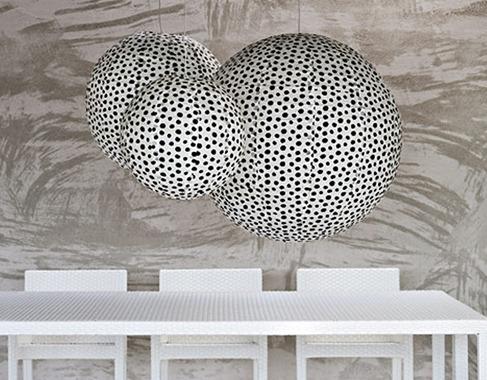paper lamp Gervasoni