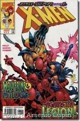 P00015 - Del Juicio de Gambit a La Busqueda de Xavier #77