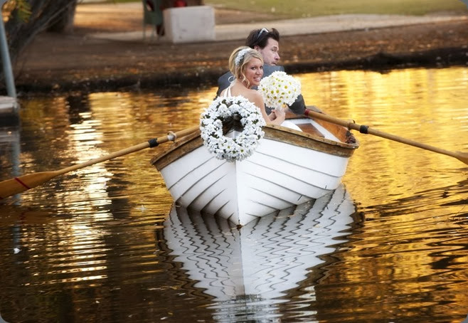 wreath shabby chic wedding bride on boat calamigos ranch wedding in malibu  heavenly blooms