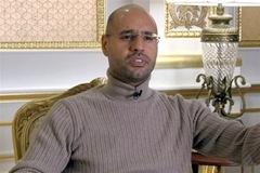 Саиф Каддафи