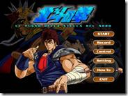 Il pugno di Hokuto – Gioco gratis per PC picchiaduro di Ken il Guerriero