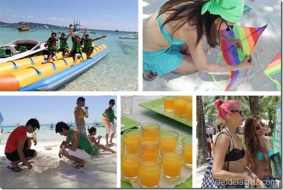 Berocca in Boracay