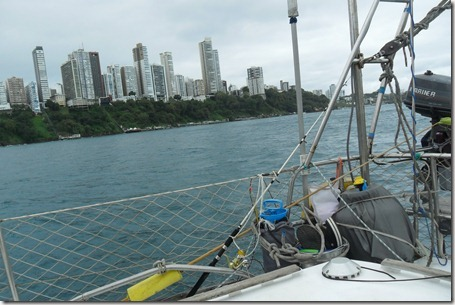 viagem no veleiro Doris 073