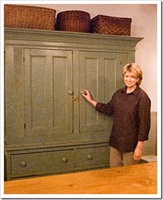 martha stewart craft armoire