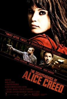 Poster The Disappearance of Alice Creed