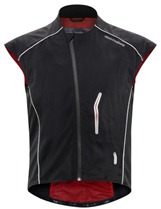 tech heated vest front