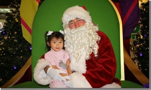 Santa 2011 2yo