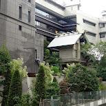 interesting shrine in Chiyoda in Chiyoda, Tokyo, Japan