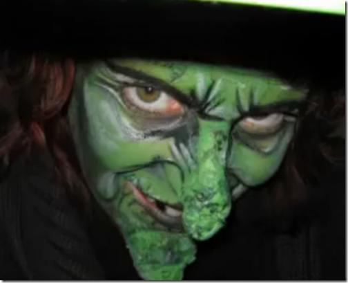 Rinc n revuelto cuando se di cuenta de que pod a decidir - Caras de brujas ...