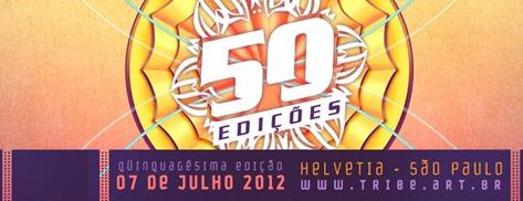 Tribe 50 Edições