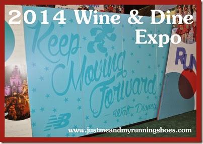 Wine & Dine Half Marathon Expo Cover