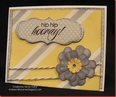 Dotty for You_Nickie Hoffer card